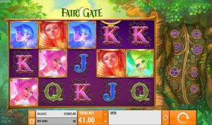 fairy gate slot recension