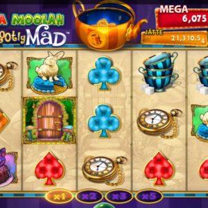 Mega Moolah uppe i över 60 miljoner kronor!