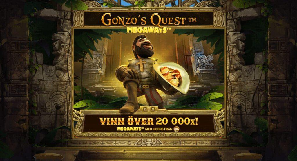 gonzo megaways