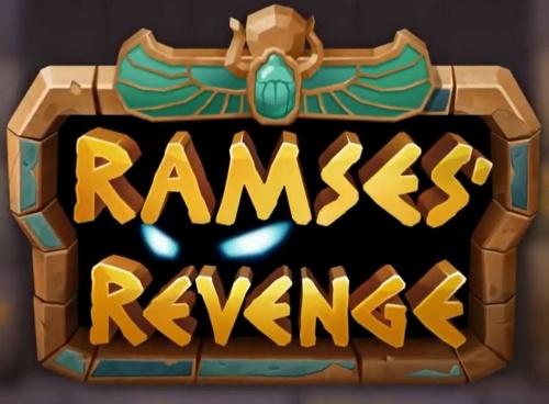 Ramses Revenge slot - Relax Gaming